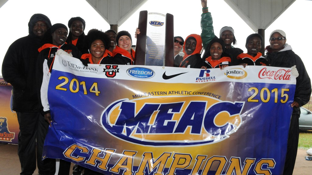 FAMU WINS THIRD STRAIGHT WOMEN?S MEAC CROSS COUNTRY CHAMPIONSHIP