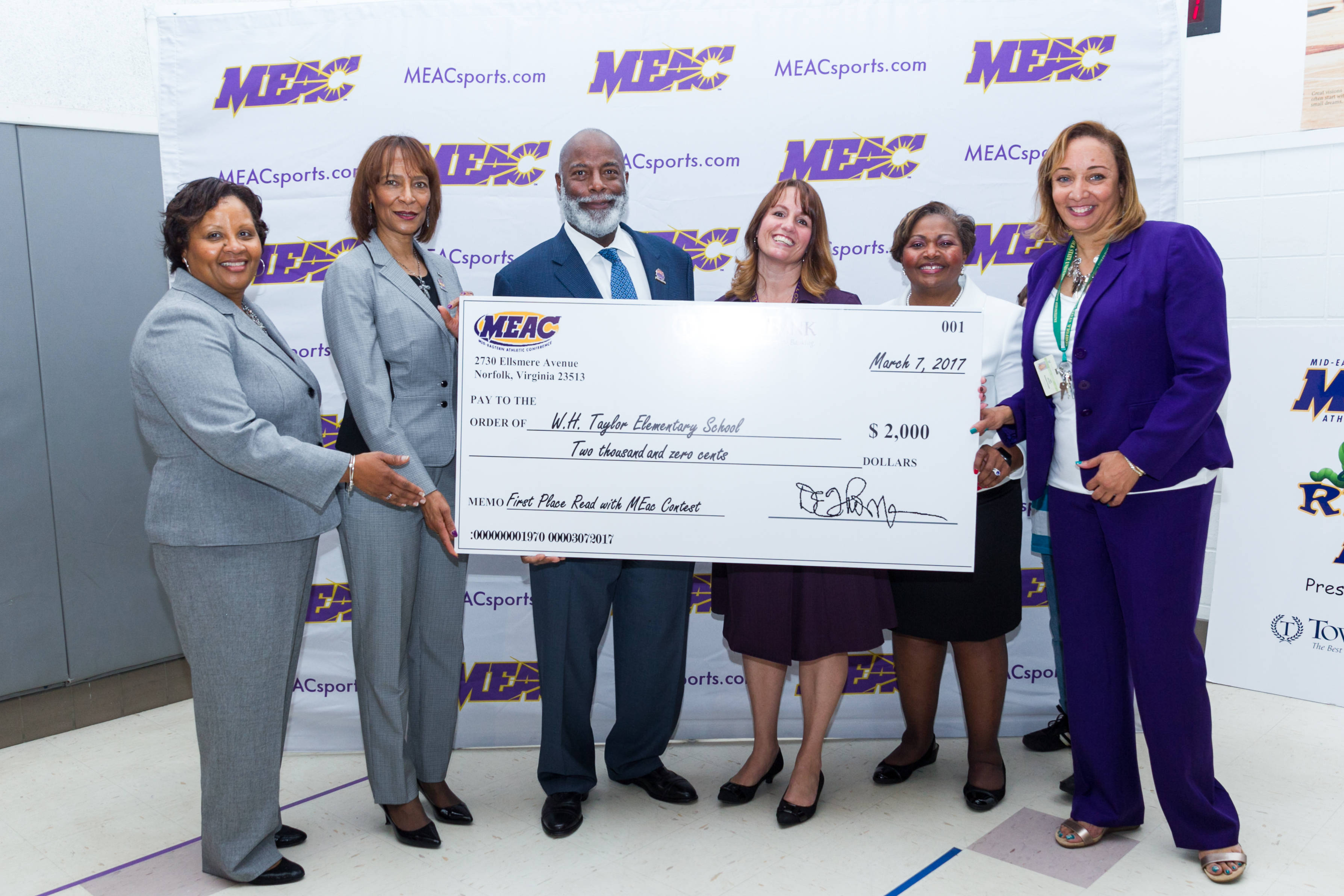 MEAC Announces 2014 Commissioner?s All-Academic Team - Mid