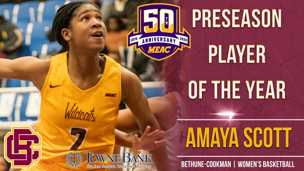 MEAC Announces 2020-21 Women's Basketball Preseason Honors
