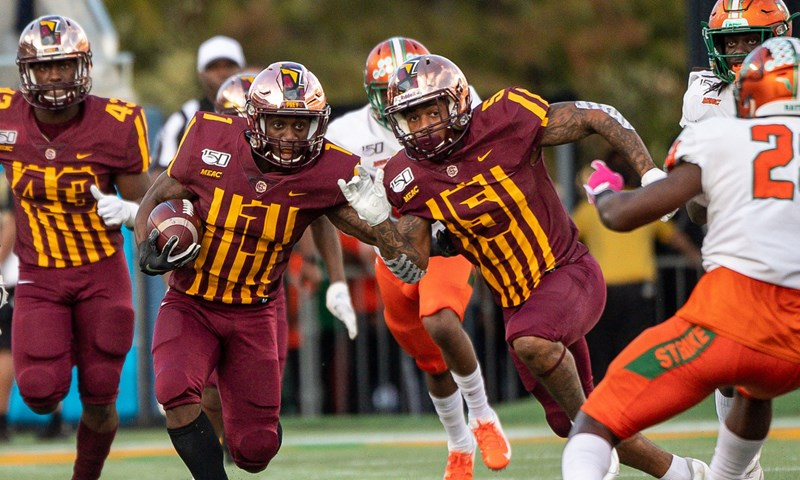 Five Home Games, Seven In Florida Featured On 2020 @BCUGridiron Schedule