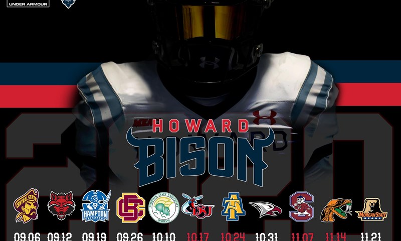 Howard University Announces 2020 Football Schedule